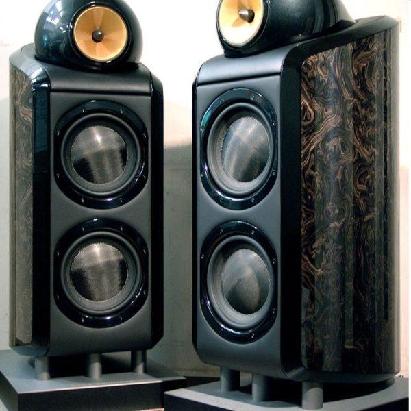 Полочная акустика Hi-Fi и Hi-End